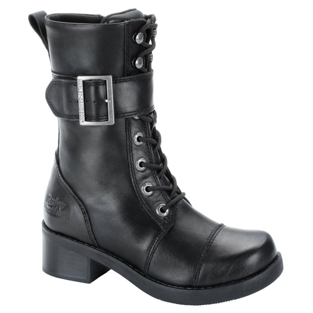 Harley Davidson Jammie Women's Black Boot 7.5 M