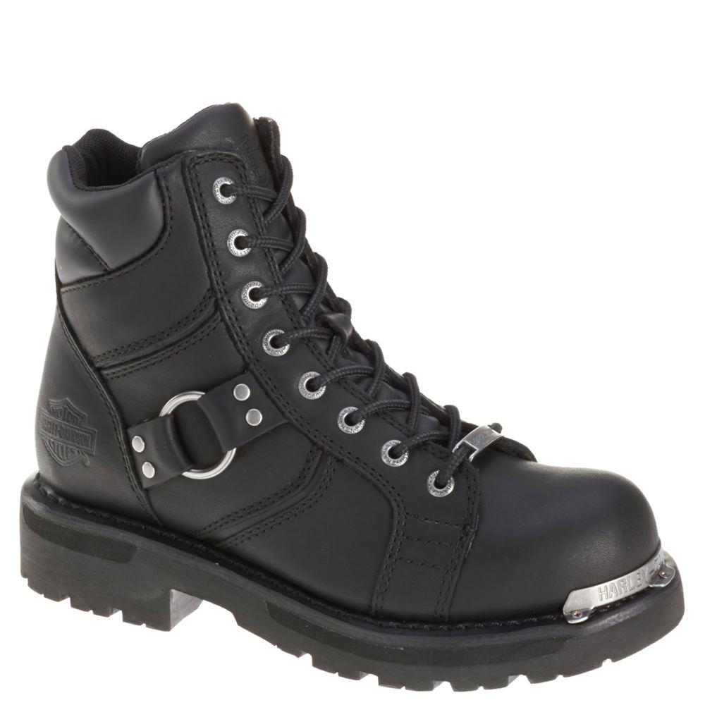 Harley Davidson Maddy Women's Black Boot 5 M