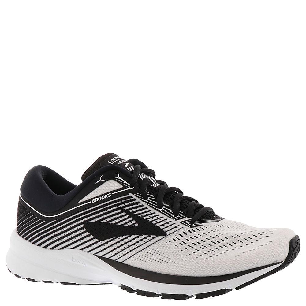 Brooks Launch 5 Men's White Running 8.5 D 654005WHT085D