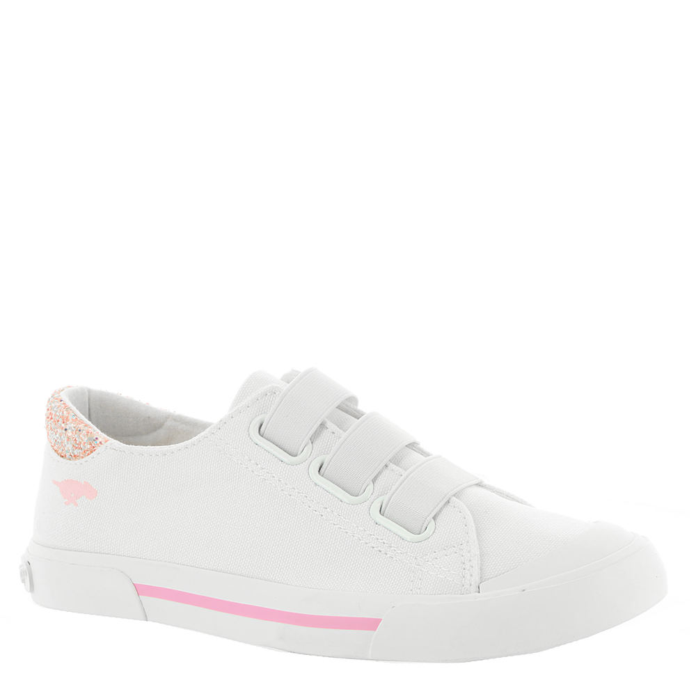 Rocket Dog Jamaica Women's White Slip On 7.5 M
