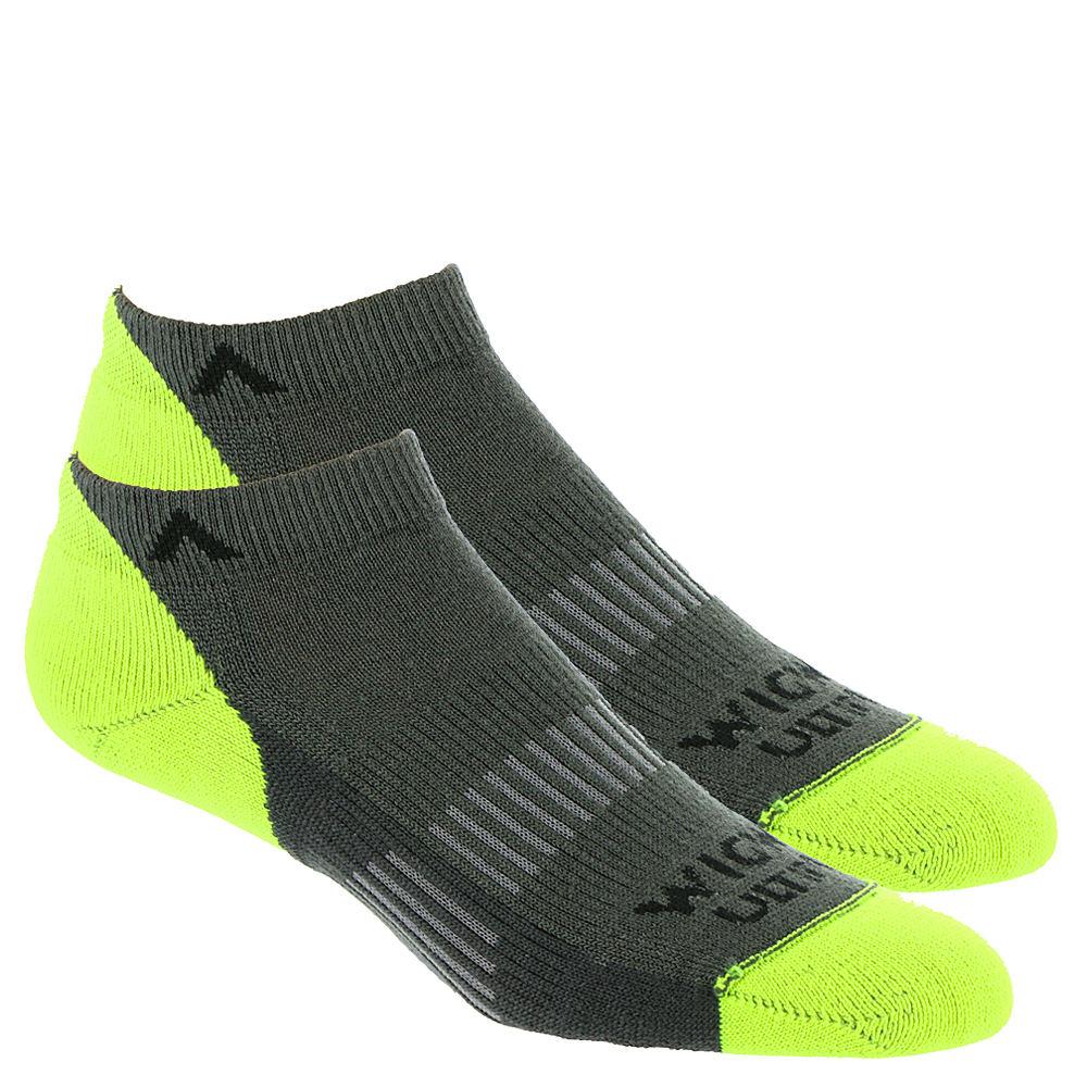 Wigwam Journeyman Low 2-Pack Low Cut Socks Grey Socks XL 654181CHR1XL