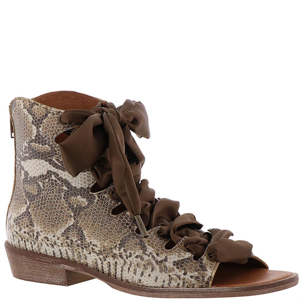 Free People Palms Lace-Up Women's Brown Sandal Euro 40 US 10 M 558251BRN400M