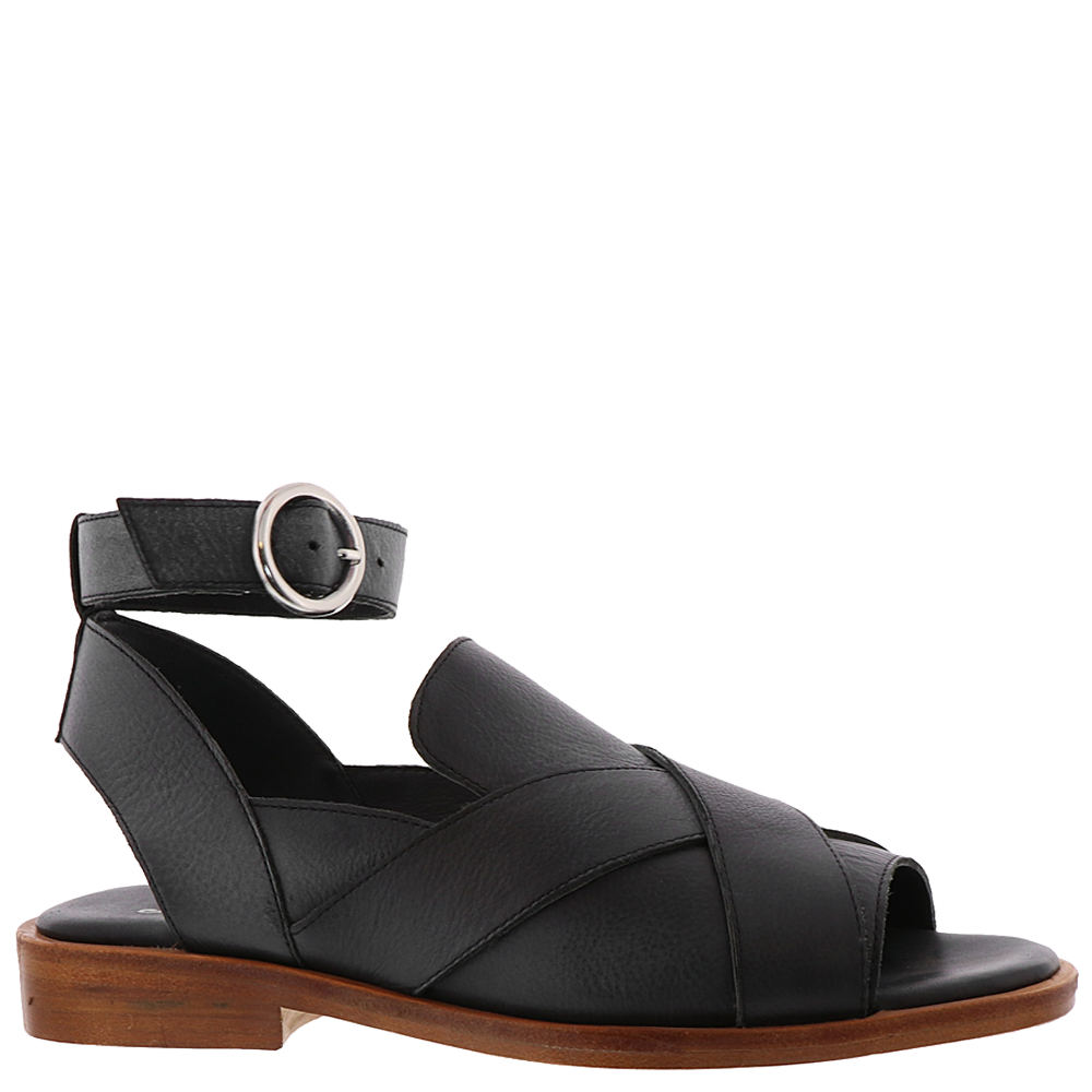 Free People Catherine Loafer Women's Black Sandal Euro 36 US 6 M 558235BLK360M