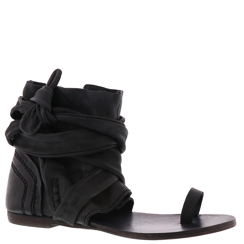 Free People Delaney Boot Sandal Women's Black Sandal Euro...