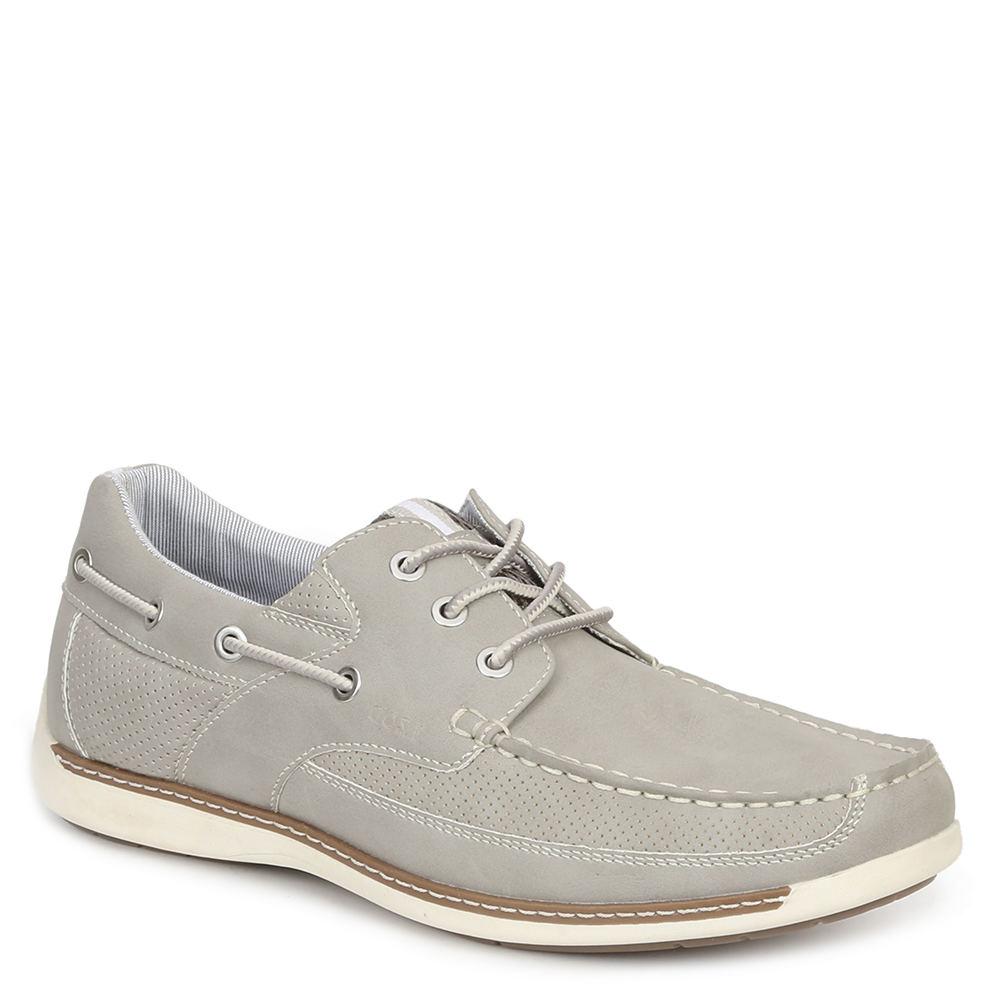 IZOD Harding Men's Grey Oxford 9.5 M 654384GRY095M