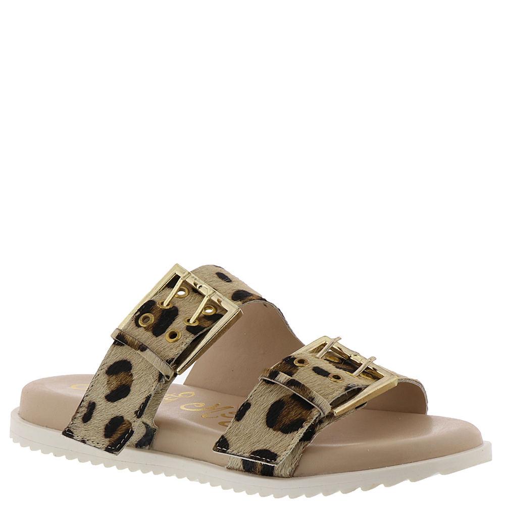Naughty Monkey Hey Pony Women's Brown Sandal 9 M 558551LEO090M