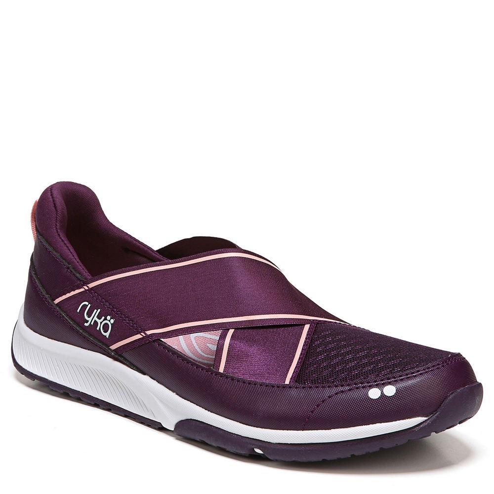 Ryka Klick Women's Purple Slip On 6 M
