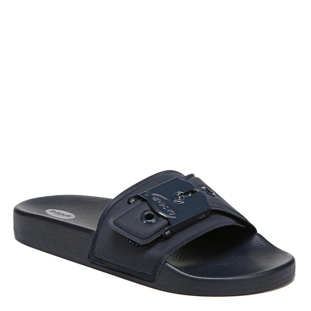 Dr. Scholl's OG Poolslide Women's Blue Sandal 7 M 558990BLU070M