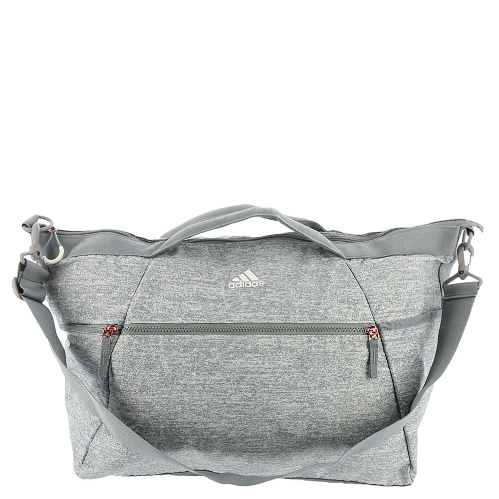 Adidas Women's Studio III Duffel Bag Grey Bags No Size