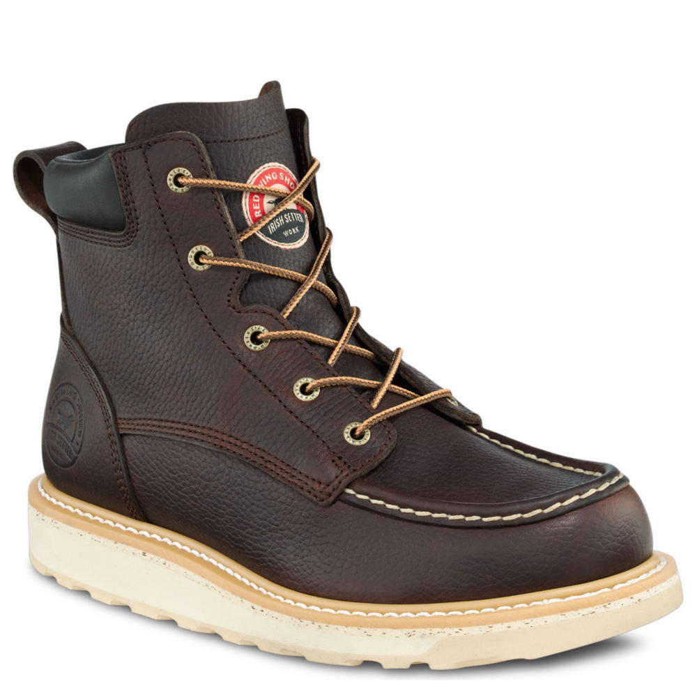 Irish Setter Ashby Lace Up Men's Brown Boot 9 E2