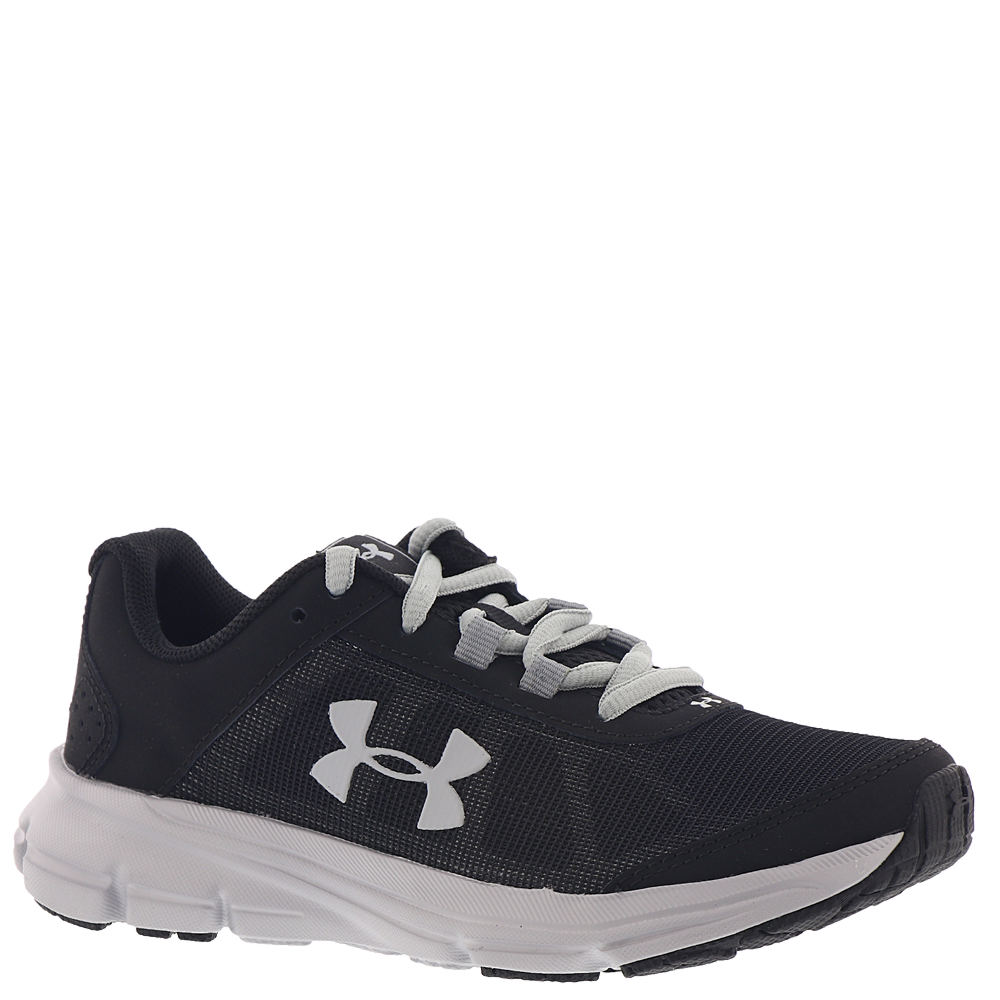 Under Armour BPS Rave 2 Boys' Toddler-Youth Black Running...