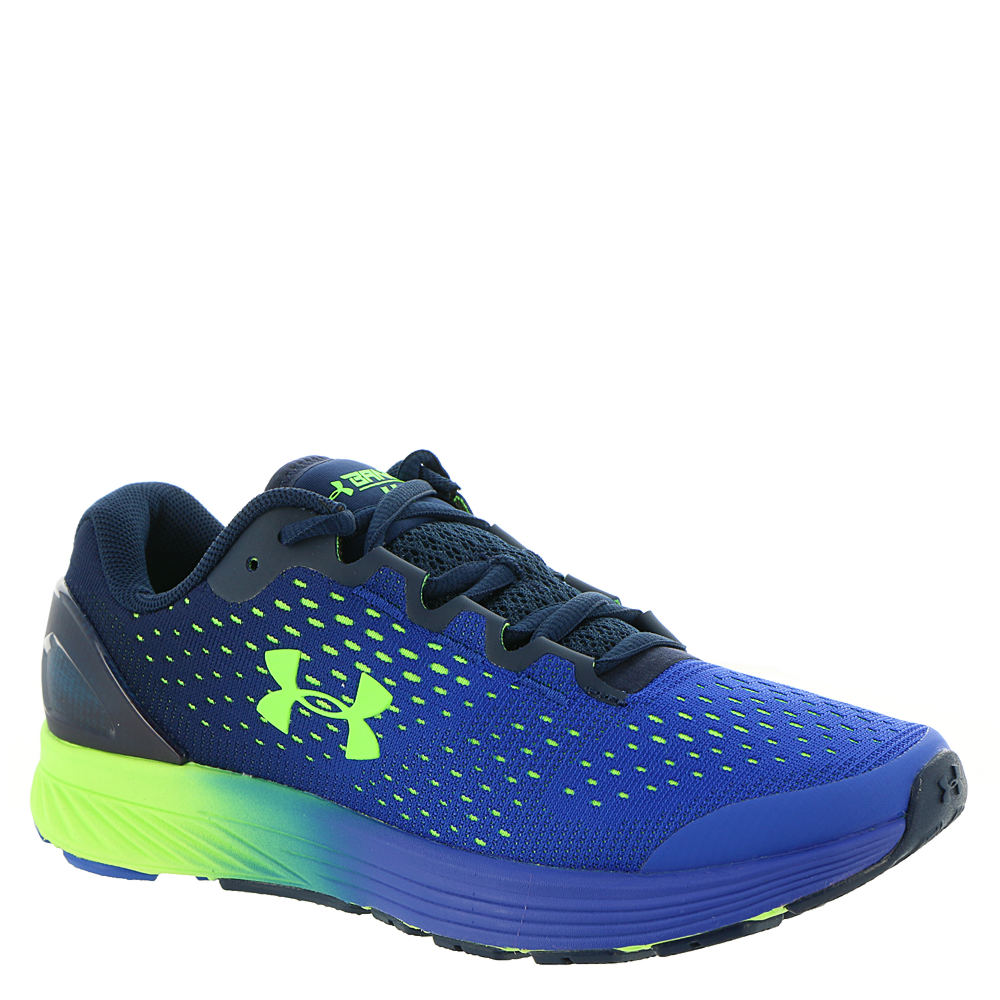 Under Armour BGS Charged Bandit 4 Boys' Youth Blue Runnin...