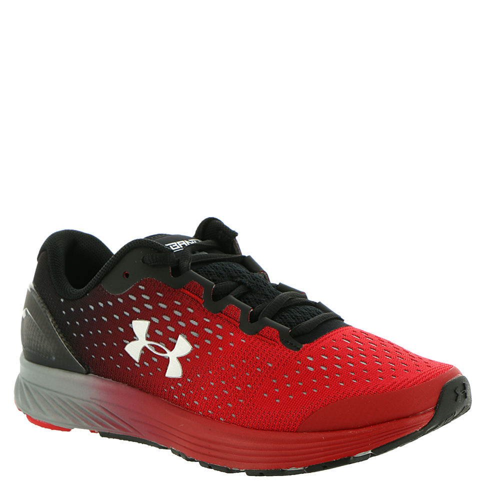 Under Armour BGS Charged Bandit 4 Boys' Youth Red Running...