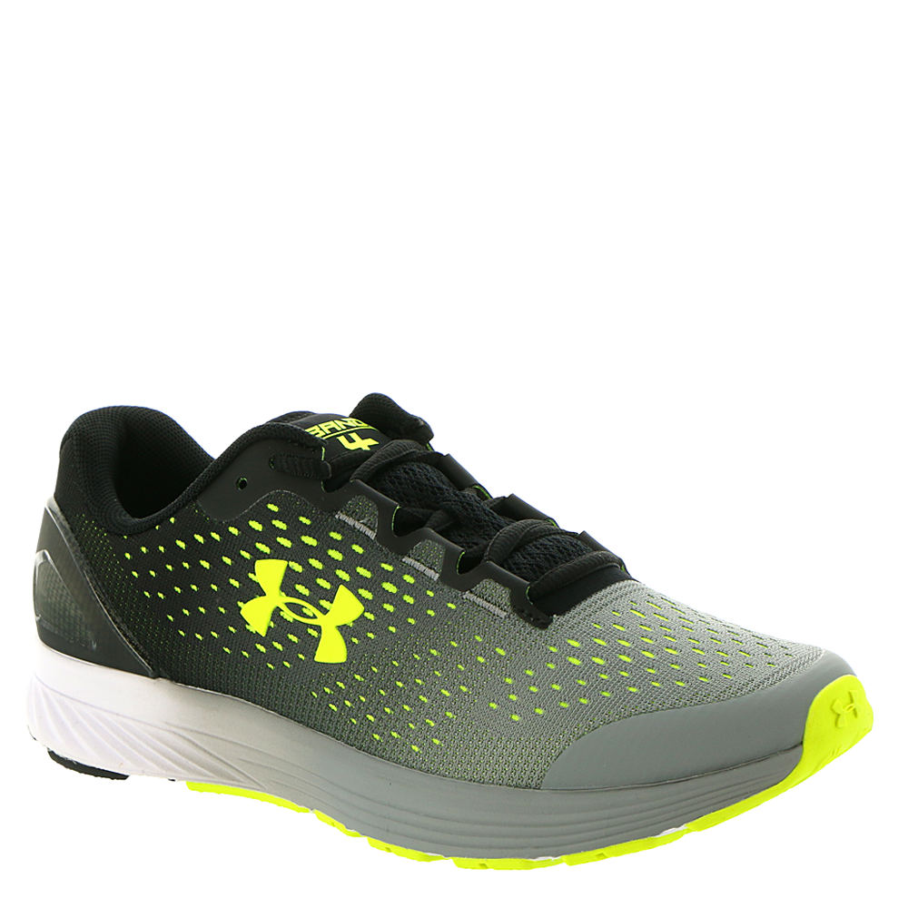 Under Armour BGS Charged Bandit 4 Boys' Youth Black Runni...