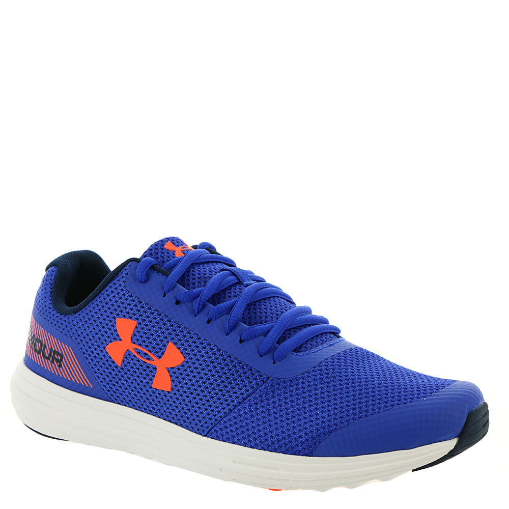 Under Armour BGS Surge RN Boys' Youth Blue Running 6 Youth M