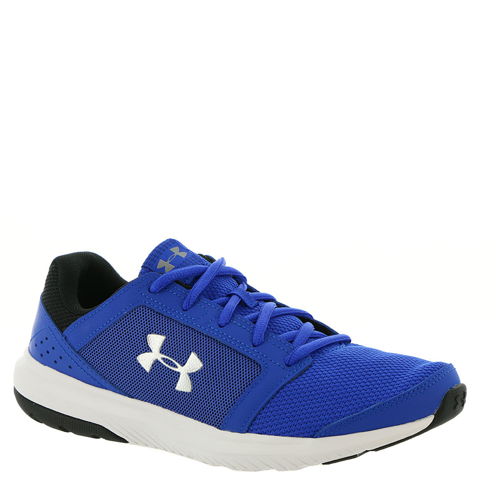 Under Armour GS Unlimited Boys' Youth Blue Running 5.5 Yo...