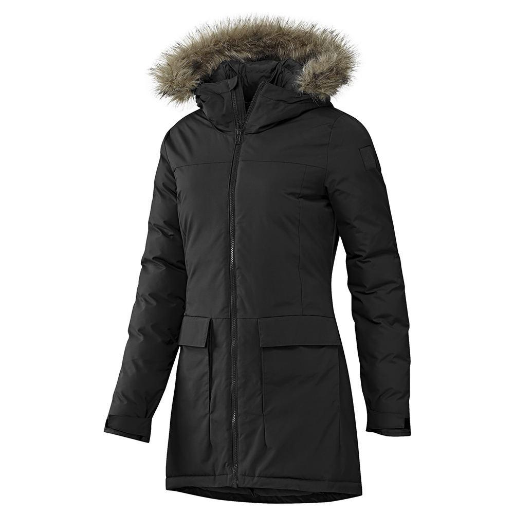 Adidas Women's Xploric Parka Black Jackets S