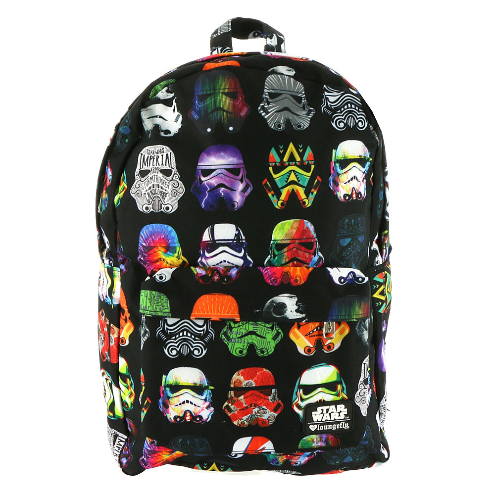Loungefly Star Wars Backpack Black Bags No Size