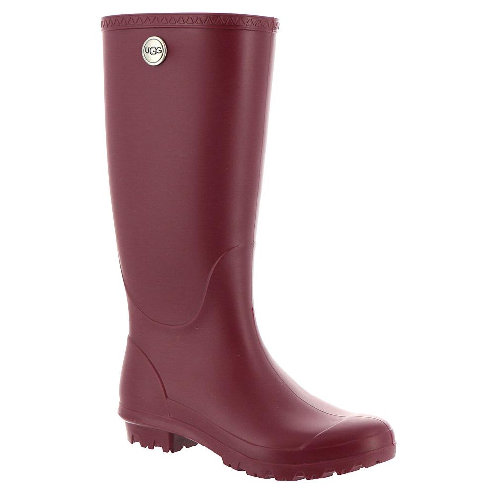 UGG Shelby Matte Women's Red Boot 11 M