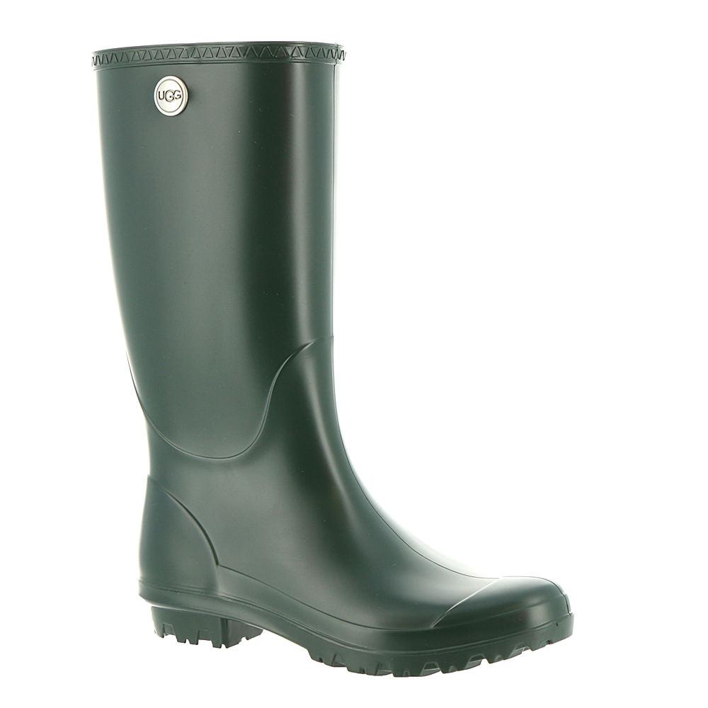 UGG Shelby Matte Women's Green Boot 5 M