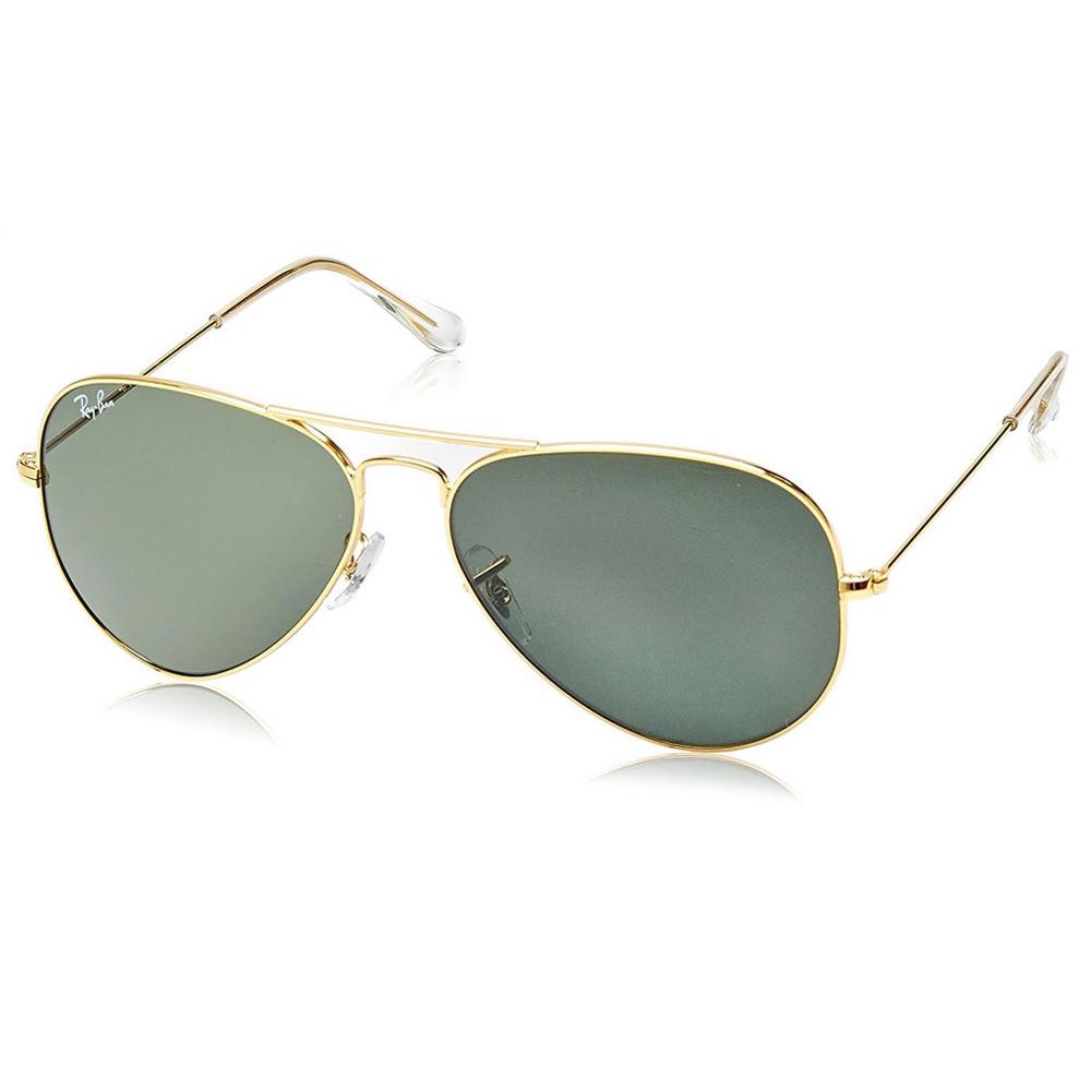 Ray-Ban Original Aviator Sunglasses Gold Misc Accessories...