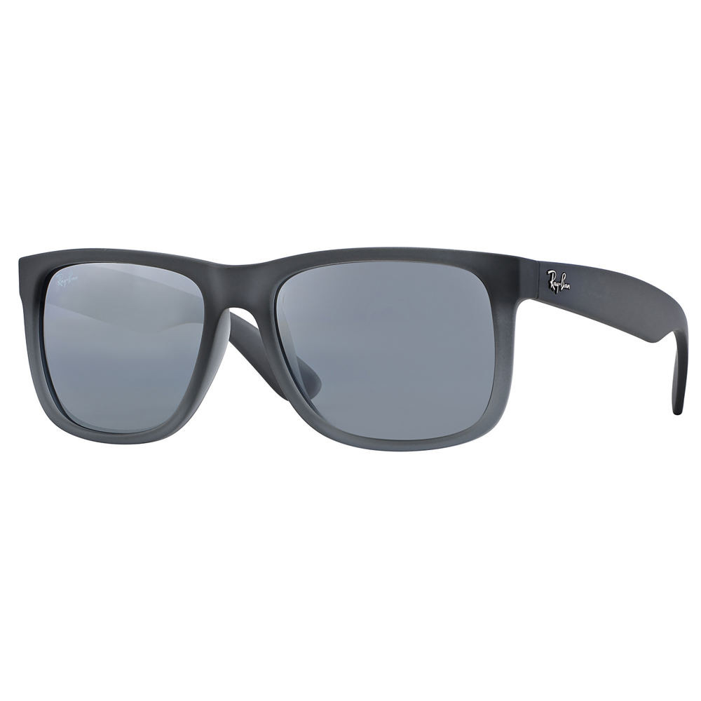 Ray-Ban Justin Sunglasses Grey Misc Accessories No Size