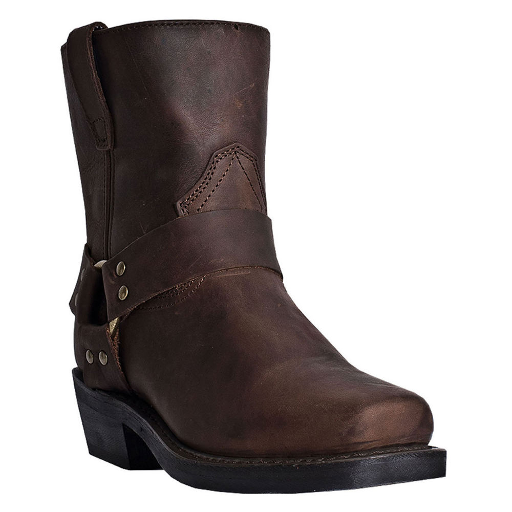 Dingo Rev Up Men's Brown Boot 16 E2