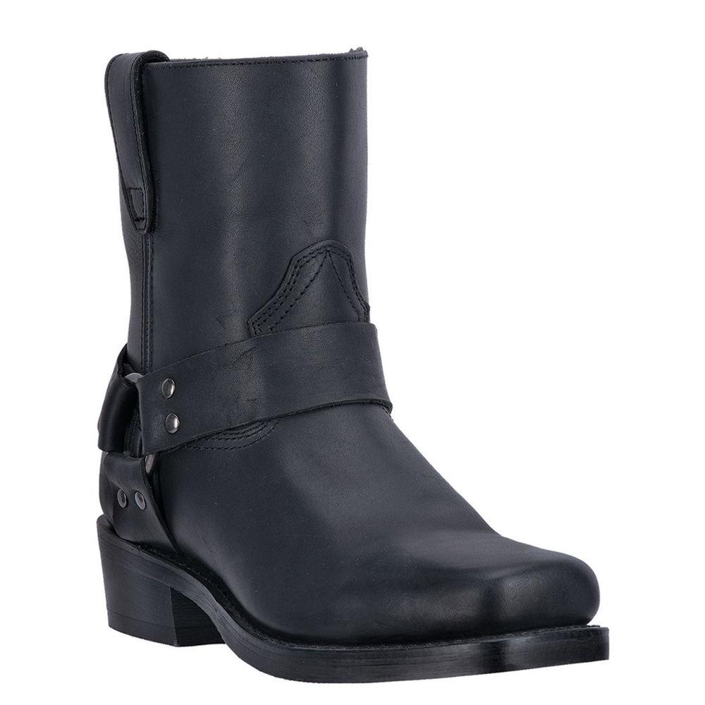 Dingo Rev Up Men's Black Boot 8 E2