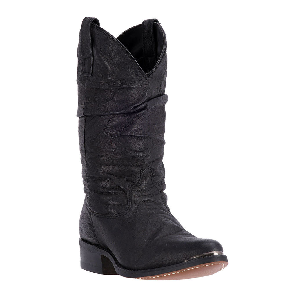 Dingo Amersterdam Men's Black Boot 10 D
