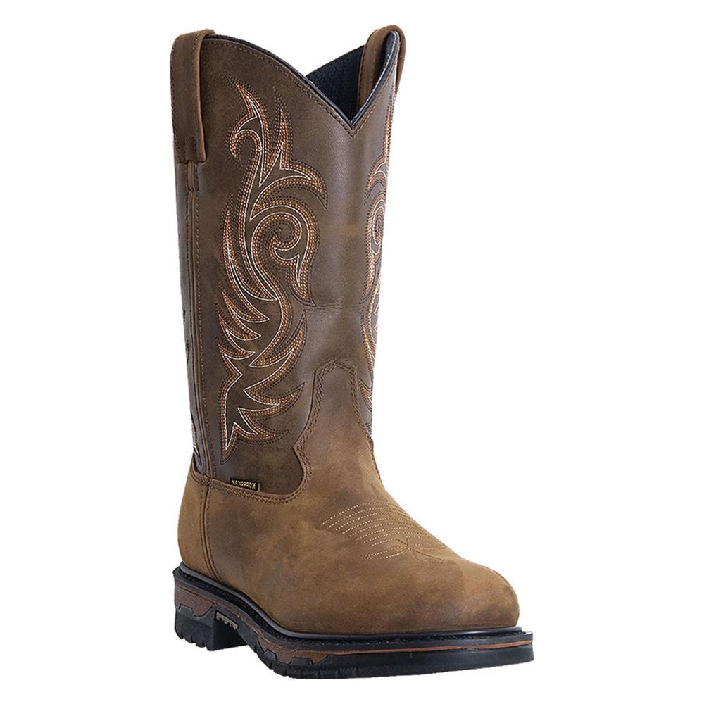 Laredo Hammer WP Men's Tan Boot 12 E2