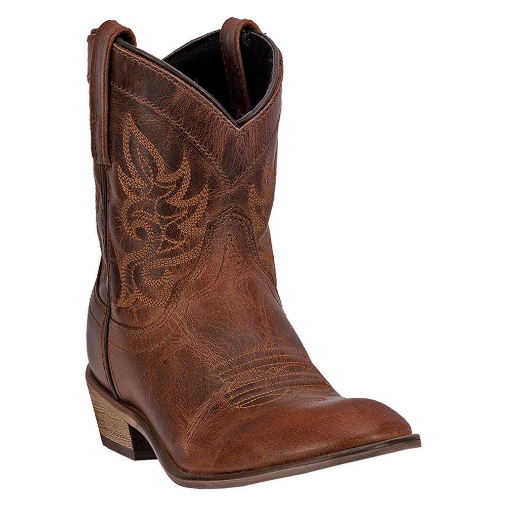 Dingo Willie Women's Brown Boot 6 M