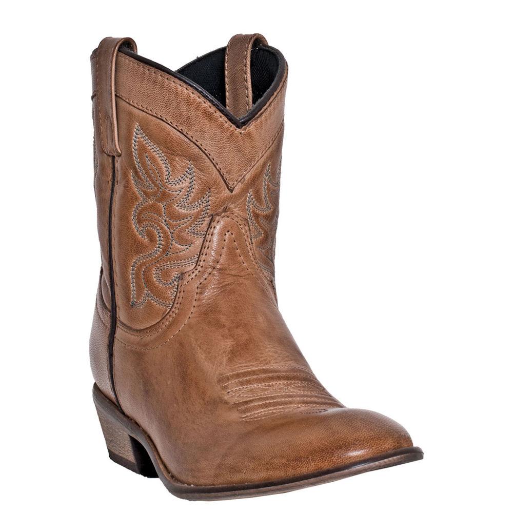 Dingo Willie Women's Tan Boot 6.5 M