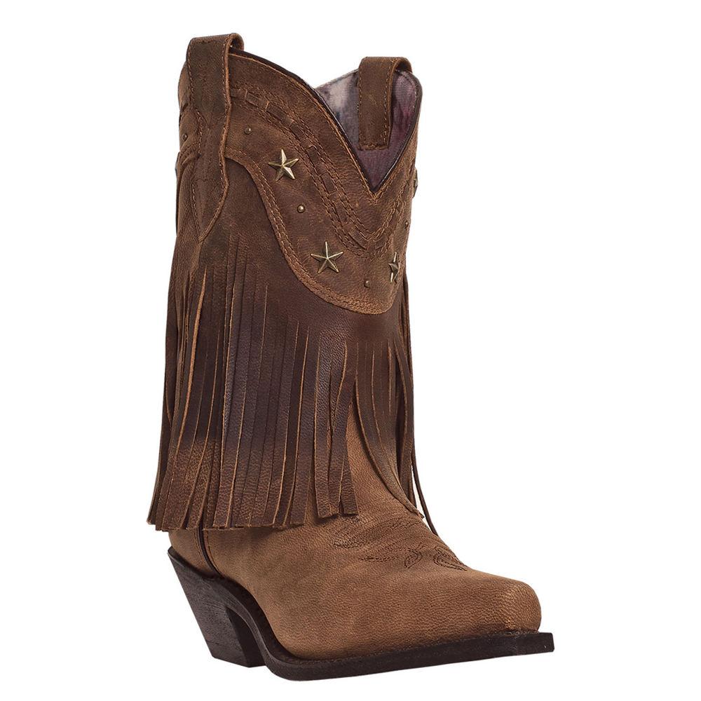 Dingo Hang Low Women's Brown Boot 6.5 M