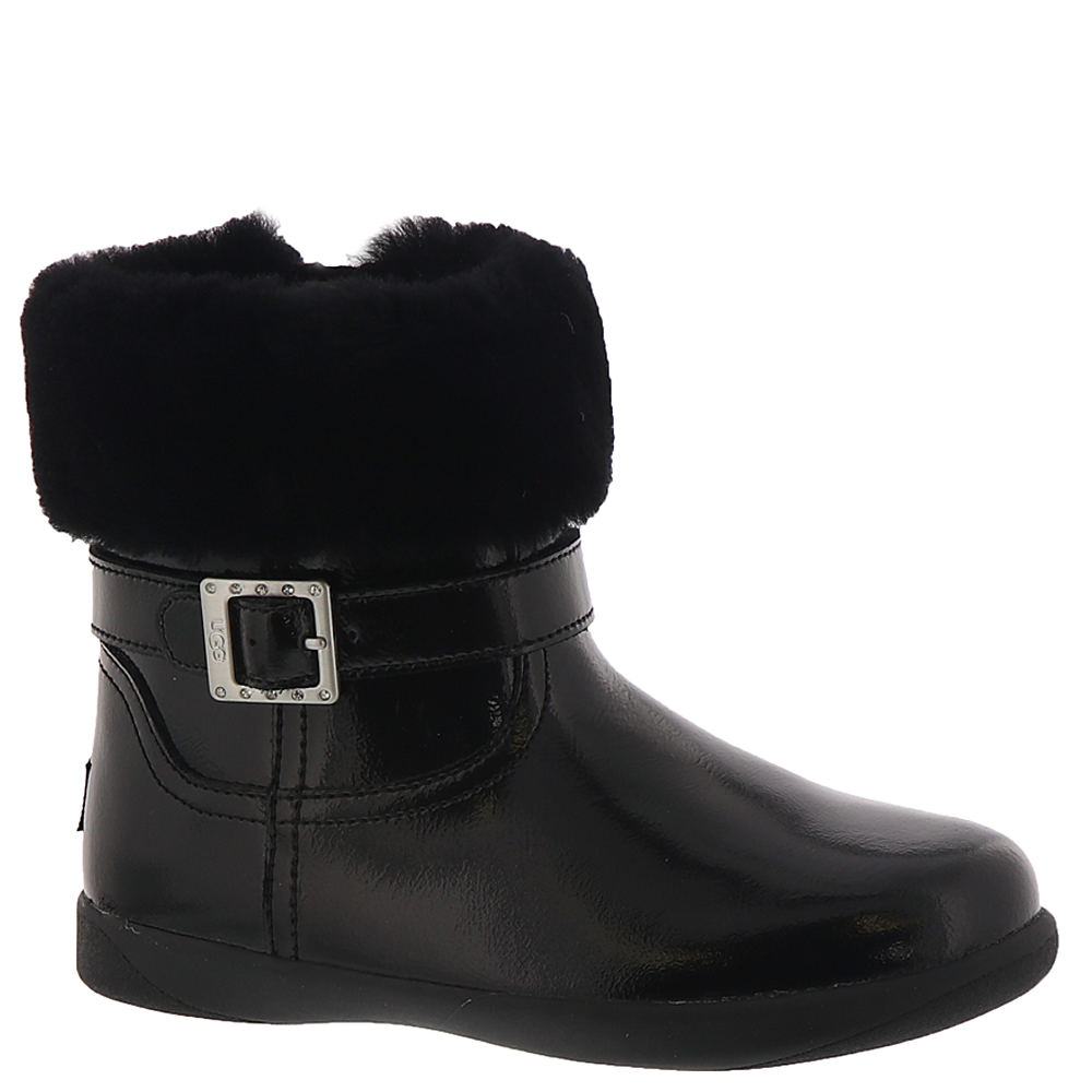 UGG Gemma Girls' Toddler Black Boot 6 Toddler M