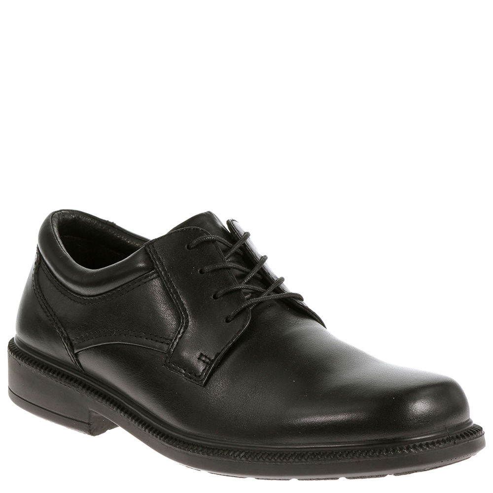 Hush Puppies Strategy Men's Black Oxford 7 M