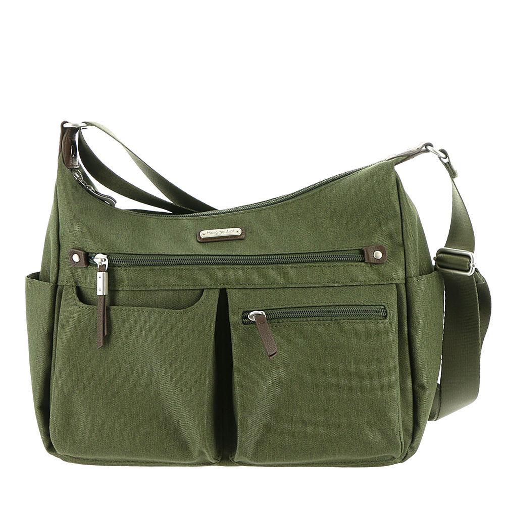 Baggallini Anywhere Large Hobo Bagg Green Bags No Size