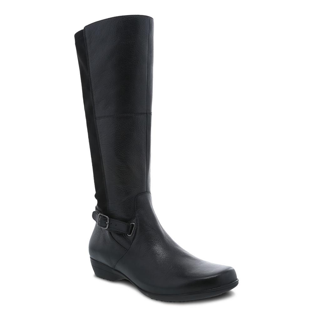 Dansko Francesca Women's Black Boot EURO 37 B