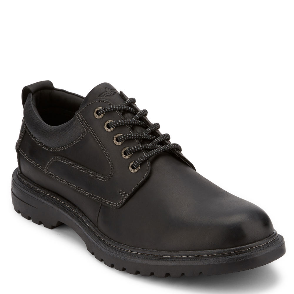 Dockers Warden Men's Black Oxford 13 M