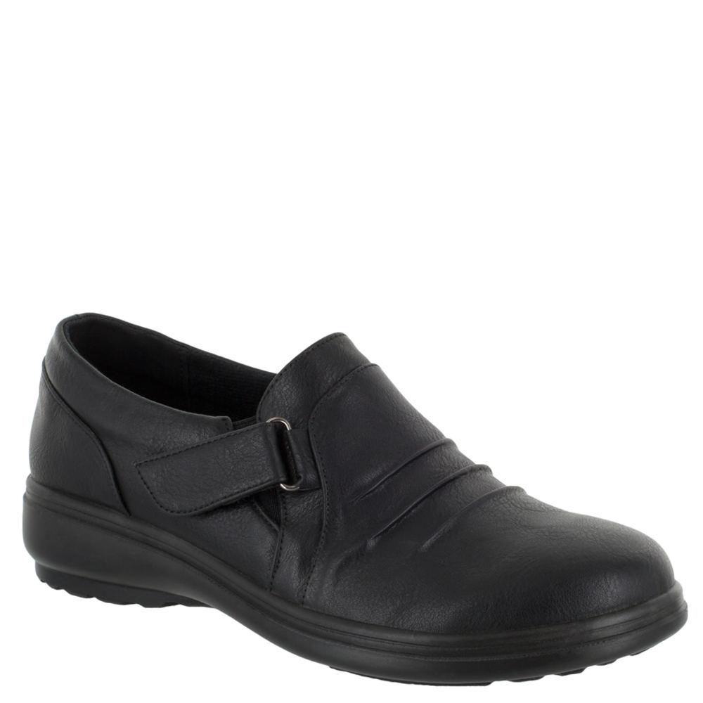 Easy Street Lively Women's Black Slip On 6.5 W