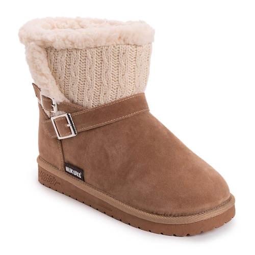SHOEMALL: MUK LUKS Alyx Boots : $34.99