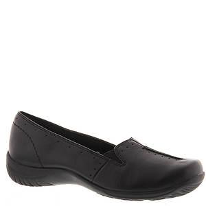 Easy Street Purpose Casual Shoes Black Patent Croco 9 M