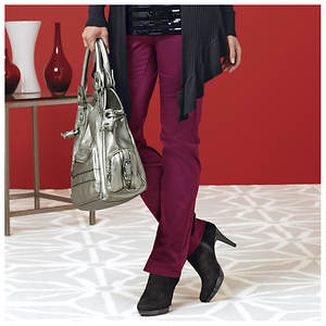 Color-Drenched Skinny Jeans