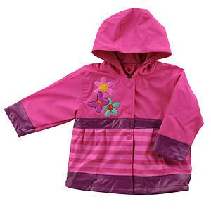 Western Chief Girls' Blossom Cutie Raincoat