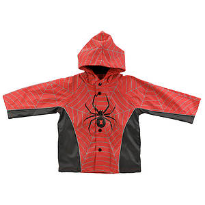 Western Chief Boys' Spider Web Raincoat