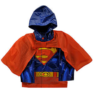 Western Chief Boys' Superman Forever Raincoat