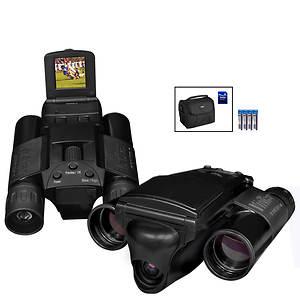 Vivitar® 12x25 Digital Camera Binoculars