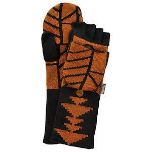 MUK LUKS® Women's North American Long Flip Mittens
