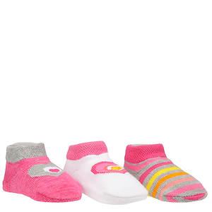 Skechers Girls' 3-Pack Bootie Box Set (Infant)