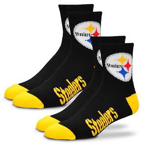 2-Pack Men's NFL Socks