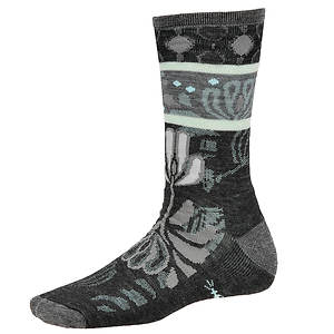 Smartwool Women's Reflections Flower Crew Socks